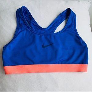 Nike Dri-FIT Classic Swoosh Sports Bra
